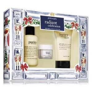 PHILOSOPHY Radiant Celebration Skin Care Set